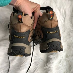 Merrell Shoes - Merrell Radius Mid Waterproof Hiking Boots Mens 10